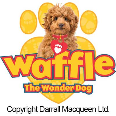 Waffle the Wonder Dog
